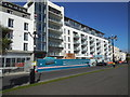 TQ1402 : Beach residences. Worthing by Paul Gillett