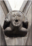 TL4568 : All Saints, Cottenham - Corbel by John Salmon