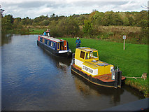 SU9947 : The queue for the lock by Alan Hunt