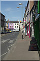 NY2548 : High Street, Wigton by Stephen McKay