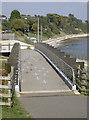 SY6878 : Newton's Road bridge by Neil Owen