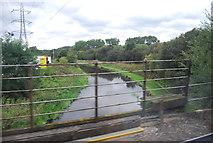 SE1720 : Huddersfield Broad Canal by N Chadwick