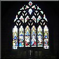 SJ8990 : East window by O'Conner by Gerald England