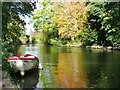 SU9082 : Maidenhead - River Thames by Colin Smith