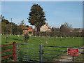 SP0773 : Brook Priory Farm, Inkford by Robin Stott