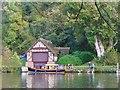 SU9084 : Cliveden - Boathouse by Colin Smith