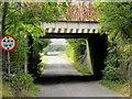 SK9141 : Railway Bridge, Barkston South Junction by David Dixon