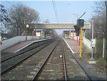 NZ3564 : Tyne Dock Metro station, Tyne & Wear by Nigel Thompson
