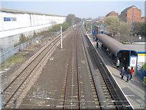 NZ3064 : Hebburn Metro station, Tyne & Wear by Nigel Thompson
