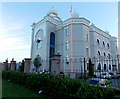 SP3164 : SW side of Gurdwara Sahib (Sikh Temple) Leamington & Warwick by Jaggery