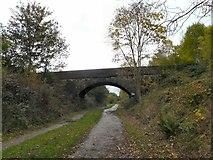 SJ9594 : Bridge #125 by Gerald England