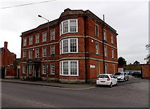 SU0061 : Northgate House, Devizes by Jaggery