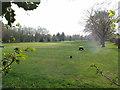 SP0875 : North corner of Fulford Heath golf course near Wythall by Robin Stott
