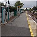 SJ5129 : Ticket machine at Wem railway station by Jaggery