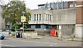 "J3372 : The ""Bernard Crossland Building"", Belfast - October 2014(4) by Albert Bridge"