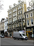 TQ5838 : Tunbridge Wells:  Kentish Mansions by Dr Neil Clifton