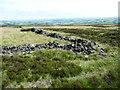 SE0227 : Wall corner, Bracken Folly by Humphrey Bolton