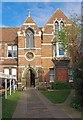 TL4458 : Cambridge Union Society building by Julian Osley
