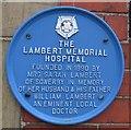 SE4281 : Lambert Hospital Chapel St. #2 by Mike Kirby
