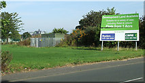 NS4865 : Development site on Inchinnan Road by Thomas Nugent