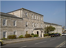 SY6778 : The old workhouse by Neil Owen