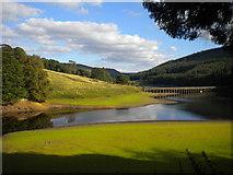 SK1789 : North end of Ladybower Reservoir by Richard Vince
