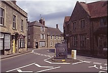 ST6834 : East end of High Street, Bruton by Stephen McKay