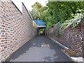 TV5999 : Ocklynge Avenue, Eastbourne by PAUL FARMER