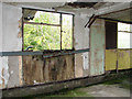 TF7923 : Old building on the former Communal site (interior) by Evelyn Simak