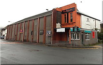 SS8591 : Moskitoes and Helen's Hair Shop, Maesteg by Jaggery