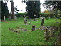 SU0460 : St Andrew, Etchilhampton: churchyard (11) by Basher Eyre