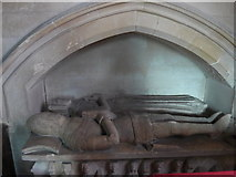 SU0460 : St Andrew, Etchilhampton: memorial (F) by Basher Eyre