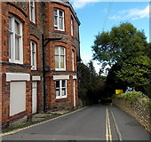 SS7249 : North Walk Hill, Lynton by Jaggery