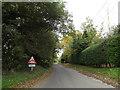 TM2199 : Brick Kiln Lane, Swainsthorpe by Adrian Cable