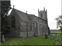 TF0627 : St Mary and All Saints, Kirkby Underwood by Bob Harvey
