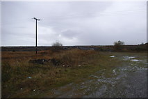 N2120 : Peat working - Oughter Townland by Mac McCarron