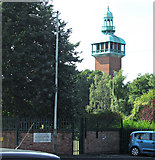 SK5319 : Loughborough Carillon by Thomas Nugent