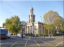 TQ2882 : Marylebone, Holy Trinity by Mike Faherty
