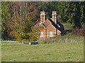 TQ0651 : Fuller's Farm, Hatchland by Alan Hunt