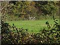 TQ0653 : Gateway, Hatchlands estate by Alan Hunt