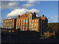 TQ4677 : Former St Paul's school, Plumstead by Stephen Craven