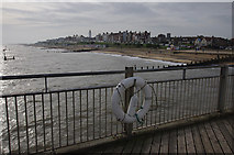 TM5176 : Southwold from the Pier by Ian Taylor