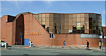 SK5319 : Sainsbury's by Thomas Nugent