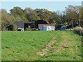 TQ0753 : Lower Hammond's Farm by Alan Hunt