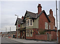 SK5236 : The Chequers, High Road by Alan Murray-Rust