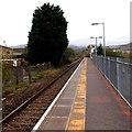 SS8590 : Ewenny Road railway station, Maesteg by Jaggery