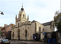 TQ3379 : St Mary Magdalen, Bermondsey by John Salmon