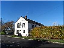 SP8106 : The Swan pub, Smokey Row by Bikeboy