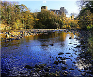 NZ0416 : The Tees and Barnard Castle by Andy Stephenson