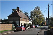 TL4568 : Cottenham: Broad Lane by John Sutton